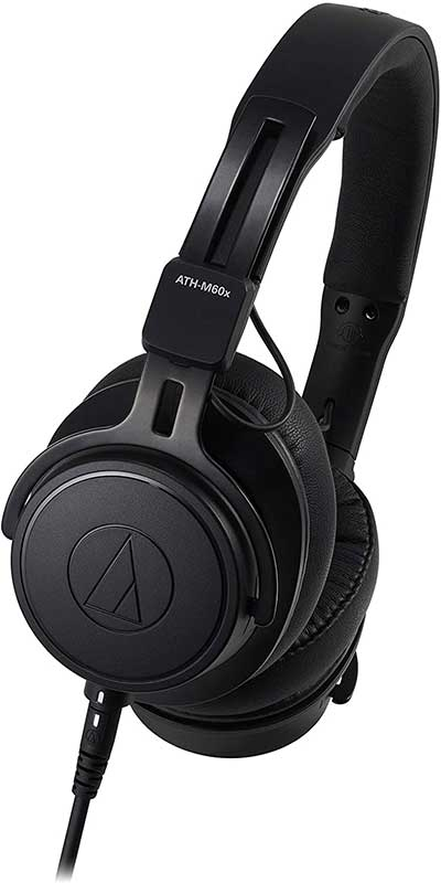 Audio-Technica ATH-M60x: Análisis, Precio y Opinión