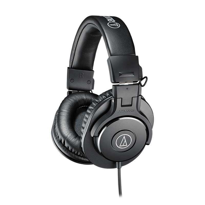 Audio-Technica ATH-M30X: Análisis, Precio y Opinión